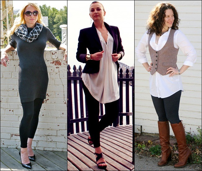 tops to wear with leggings to work online -