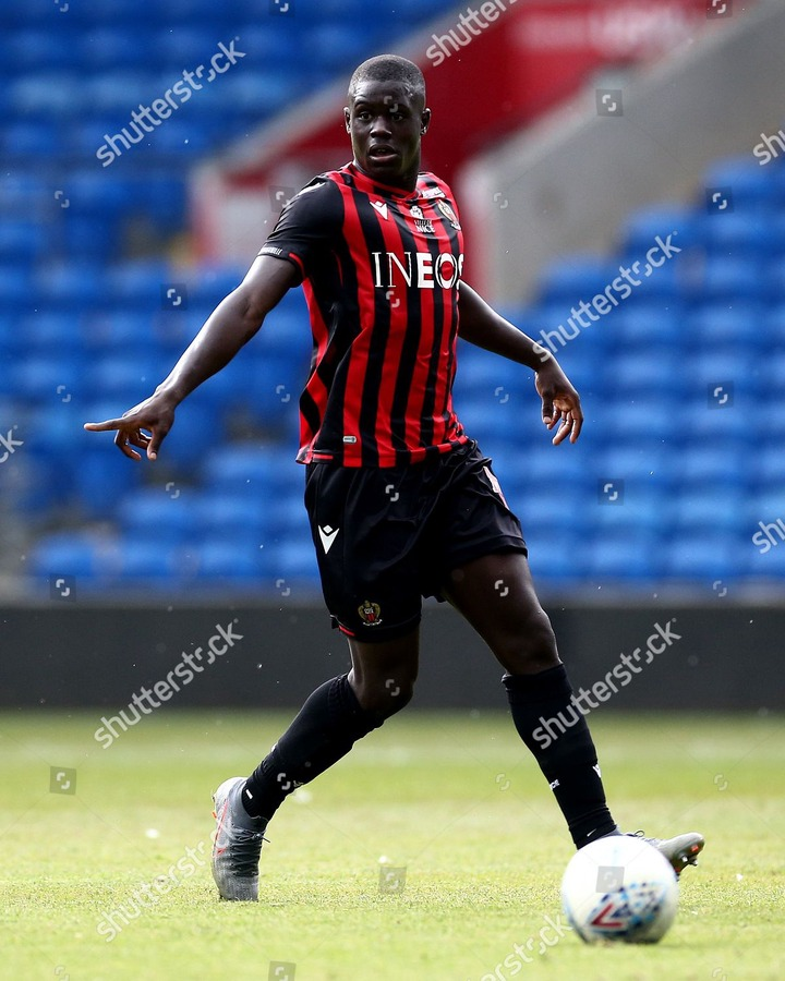 Malang Sarr Is The 21 Year Old French Defender For Frank Lampard S Chelsea Opera News