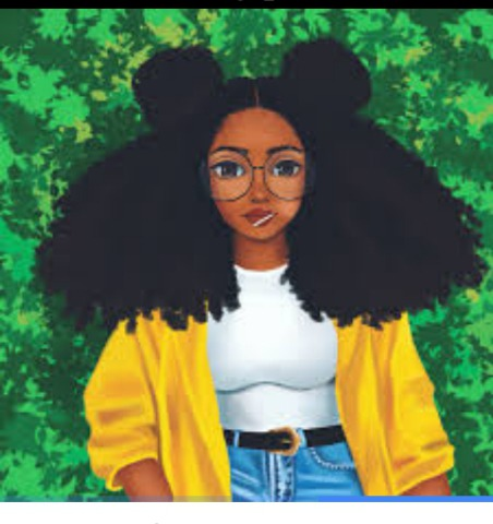 34 Black Girl Cartoon Pictures You Can Use As Your Whatsapp Display Picture And Your Wallpaper Opera News