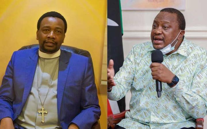 Why Pastor Migwi Allegedly hates Uhuru and Kenyatta Family - Opera News