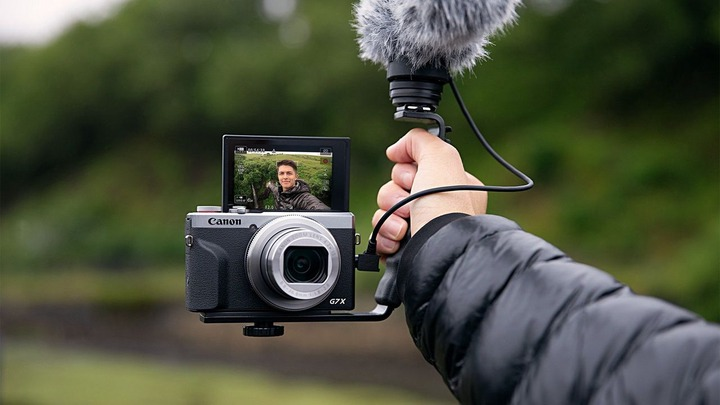Creative vlogging with the PowerShot G7 X Mark III - Canon Europe