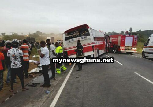 560bea7f2bb1016f8154da00f5d88b70 2?source=nlp&quality=hq&format=jpeg&resize=720 - Dozens loses their lives after 2 Buses and a Cargo truck collided on the Accra to Kumasi highway