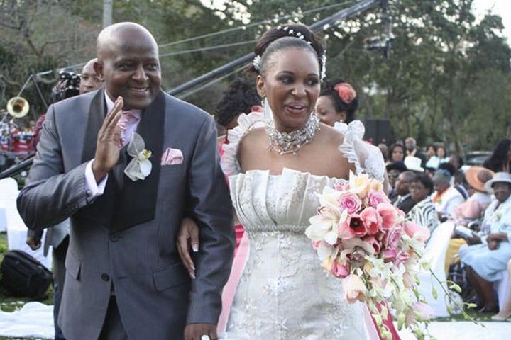 Princess Bukhosibemvelo Zulu and Sipho Nyawo