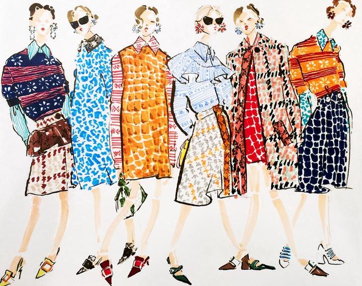 Fashion illustration basics. Tutorial | by iskn | iskn | Medium