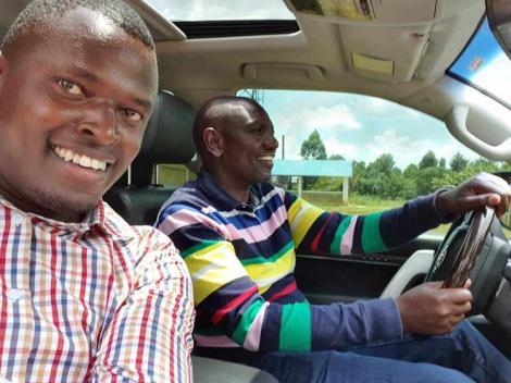DP William Ruto's Car Collection [PHOTOS & VIDEO] - Kenyans.co.ke