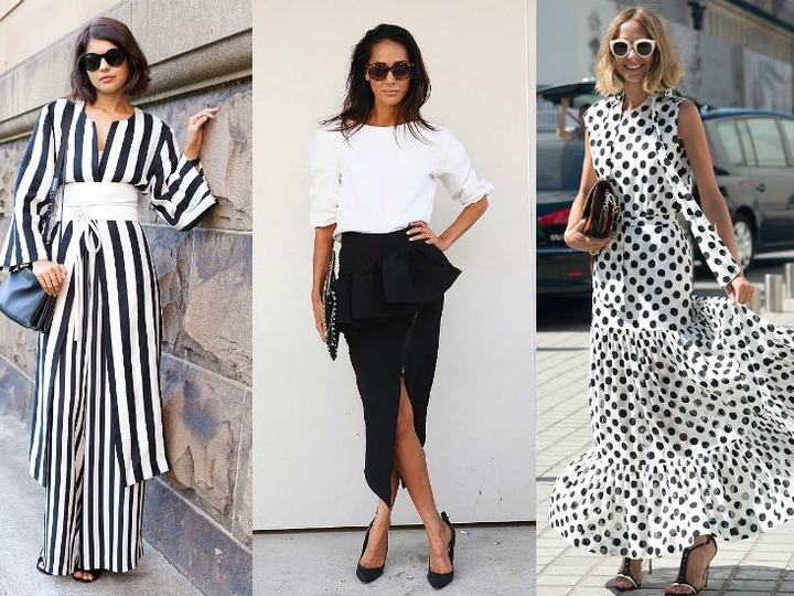 black and white outfits – lilostyle