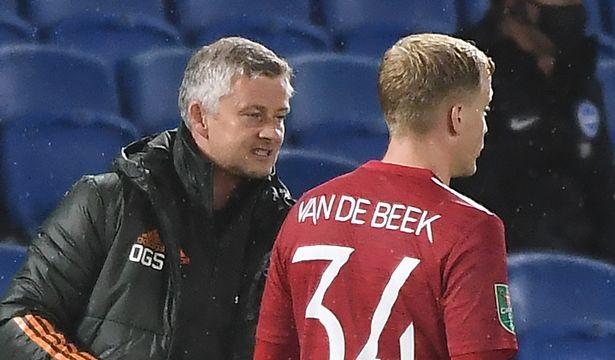 Donny van de Beek 'wants to quit Man Utd' amid claims Ole Gunnar Solskjaer  didn't want him - Mirror Online