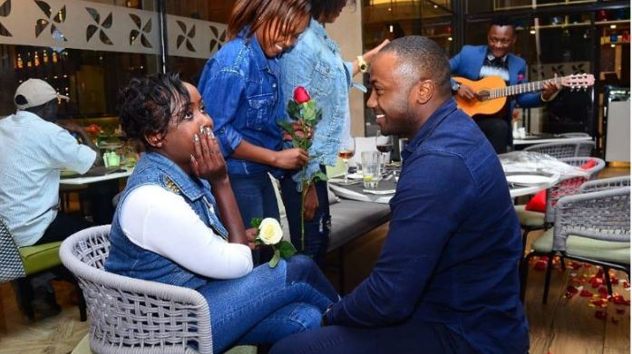 Guess Who Jackie Maribe's Newest Catch and Boyfriend is?