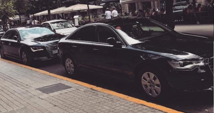Nomzamo Mbatha Audi cars