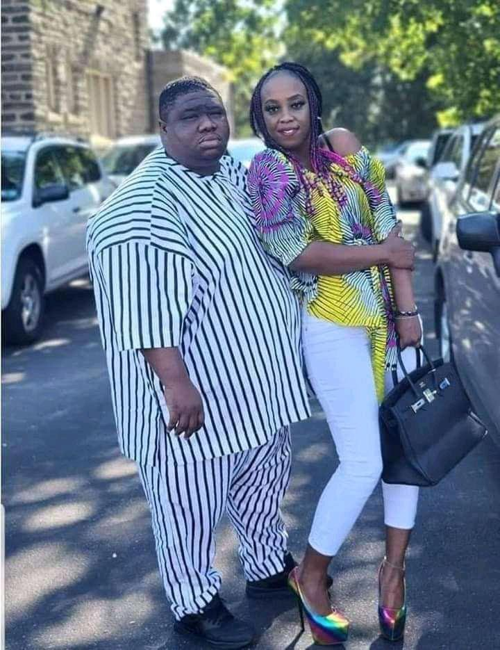 """""""Money has no boundary"""" see why fans react to photos of the groom on his wedding day (Photos). 57"""