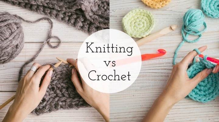 The Pros and Cons of Knitting vs Crochet - Craft Fix