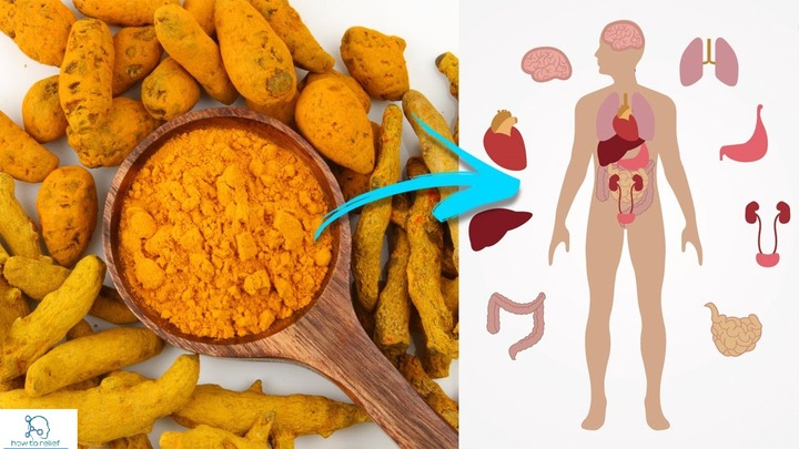 Turmeric: Uses, Health Benefits & Side Effects » How To Relief