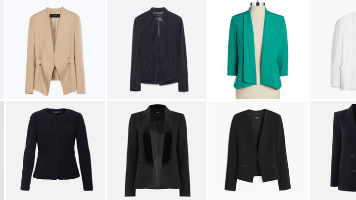 Find the Best Blazer for Your Body Shape - Verily