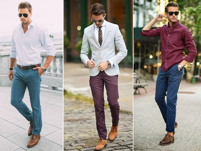 Style guide for men: How to wear chinos   Fashion Trends - Hindustan Times