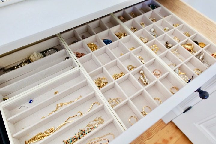 10 Jewelry Storage Ideas You'll Actually Want to Use   Architectural Digest