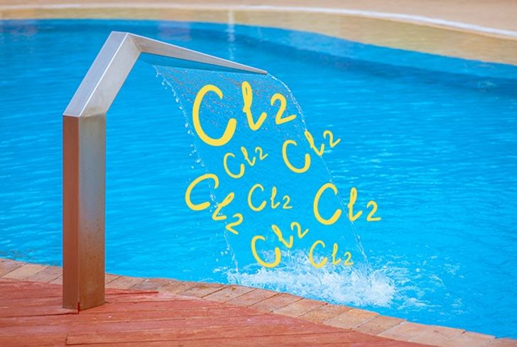 Voda u bazenu isušuje kožu