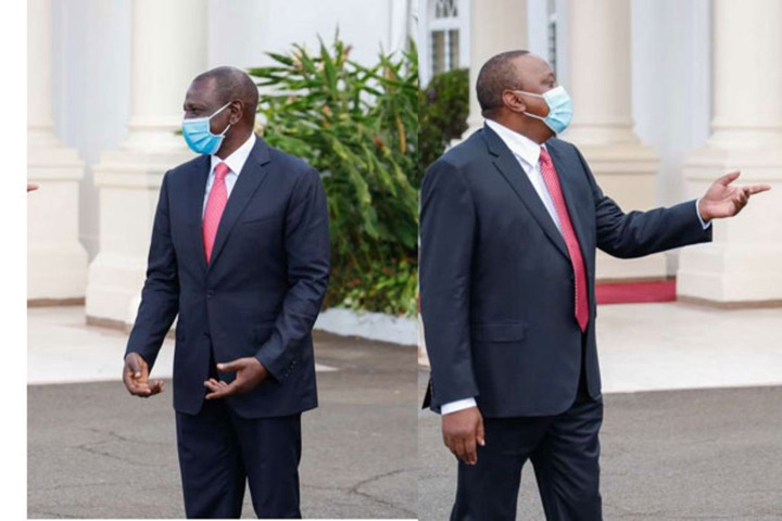 Ruto's Ally Caleb Kositany Reveals What Will Happen if Uhuru Dissolves  Parliament - Opera News