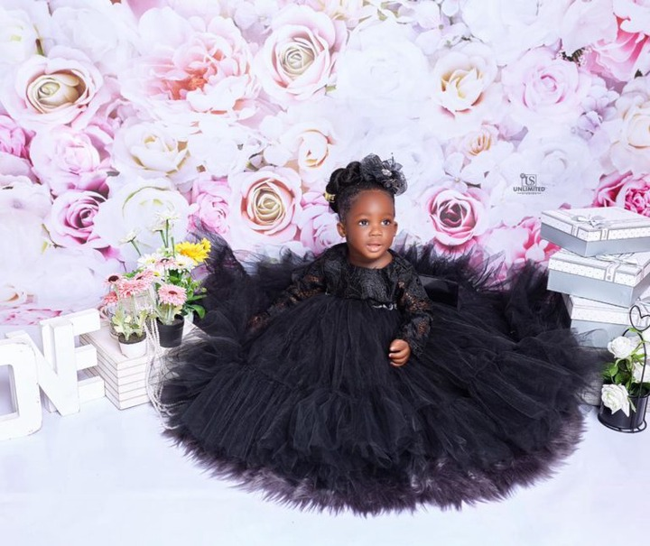 5d38b0ea61b3486fbfdfacaa0f8f2af3?quality=uhq&format=jpeg&resize=720 - Tracey Boakye's Daughter Stun Us With Beautiful Birthday Photos As She Turns A Year Old Today