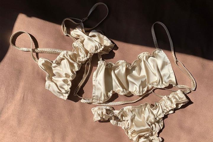 5 Best Lingerie Trends of 2021: Lace, Bodysuits | Mme