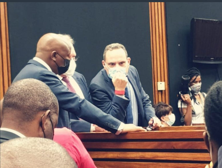 Hypocrite! South Africans reacted after White Lawyer Represent Julius malema  in Court - Opera News