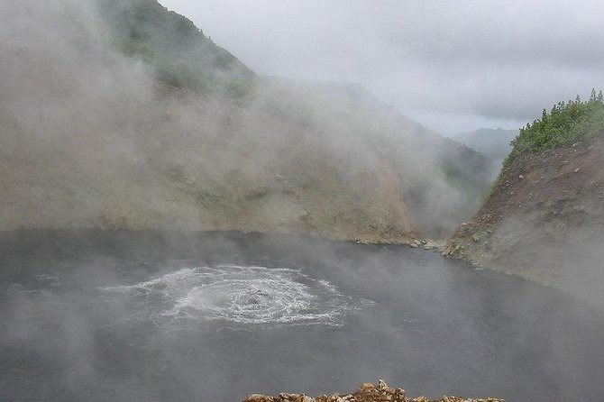 Boiling Lake Challenge 2021 - Dominica