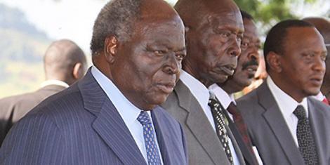 Kibaki's Planned Coup That Almost Split Kenya Down the Middle -  Kenyans.co.ke