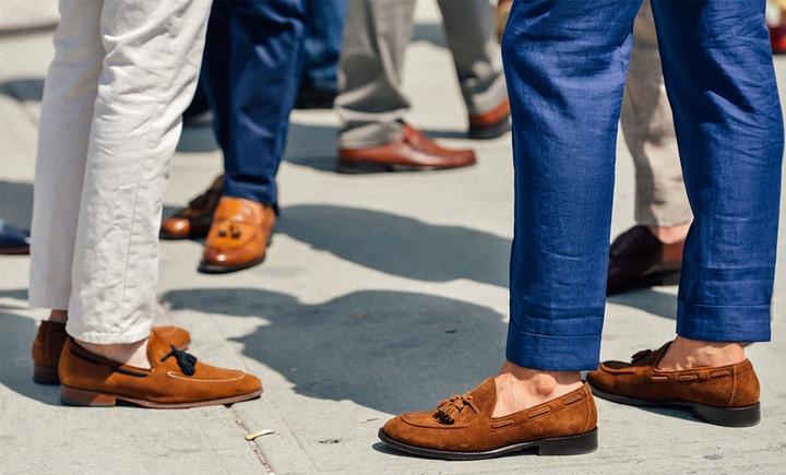 Correct Measure Suit Trouser Length Explained