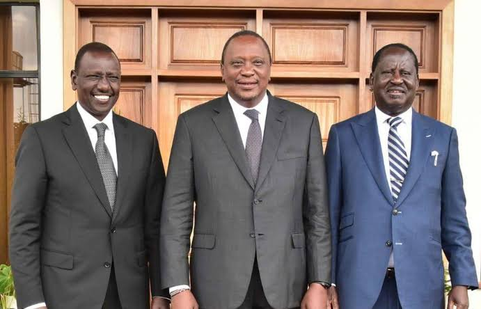 How President Uhuru Stopped Ruto, Raila Political Showdown - Opera News