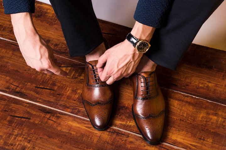 Men's Shoes : Choosing A Good Shoe To Match Your Look - Posting Planet