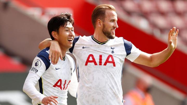 Son Heung-min scores FOUR as Tottenham hammer Southampton - Eurosport