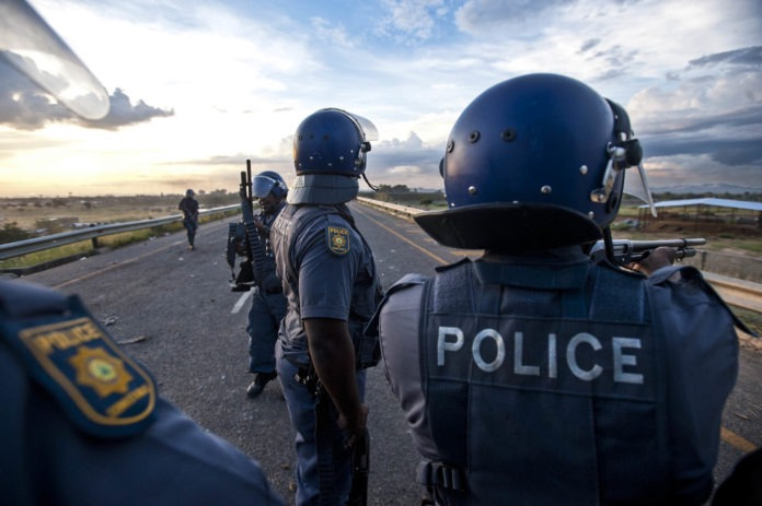 Police torture continues - The Mail & Guardian