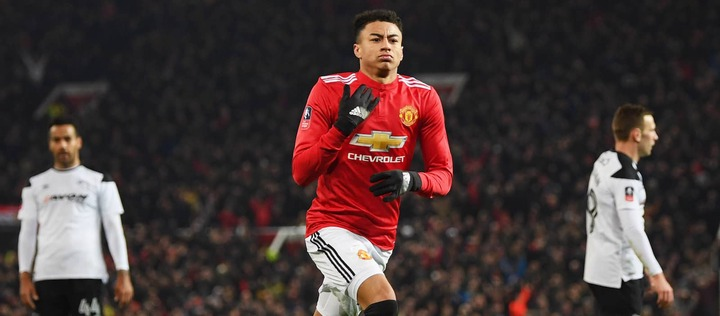 """Ander Herrera tells Jesse Lingard to keep shooting with """"everything"""" going  right for him - Man United News And Transfer News   The Peoples Person"""