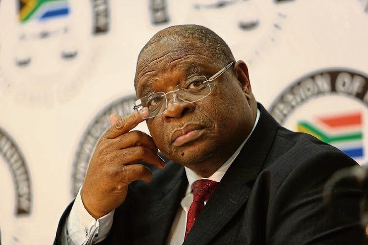 Zondo Commission secretary Prof <a class=