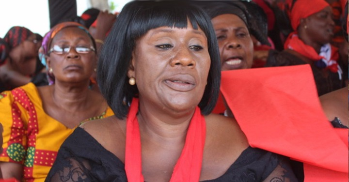 Your Ex-Gratia Will Be Sacrificed To Pay The Judgment Debt: NPP's Frances Essiam Fumes. 48