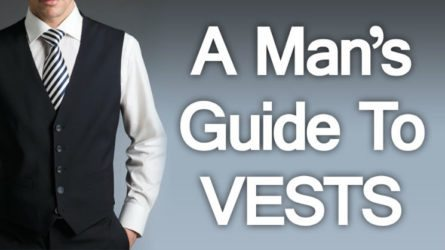 How To Properly Wear Your Waistcoat   Guide To Good Vest Fit
