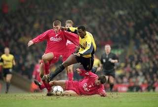 Patrick Vieira, Steven Gerrard, Markus Babbel