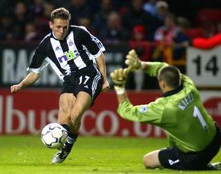 Charlton v NewcastleX