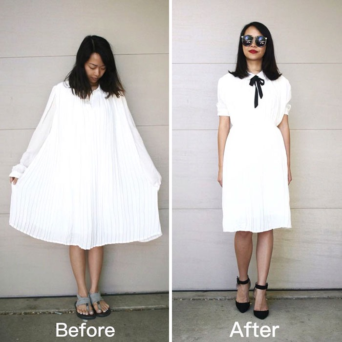 The Way This Mom Transforms Old Clothes Will Amaze You   Bored Panda