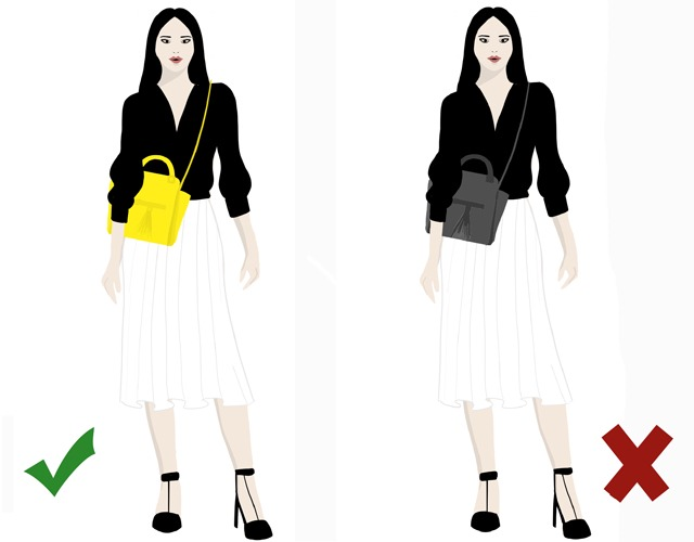 5 Fashion Mistakes You're Unconsciously Doing When You Wear Color