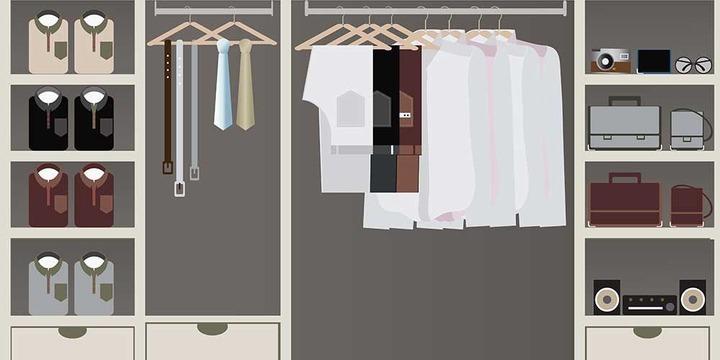 Closet Organzation Tips | Men's Health