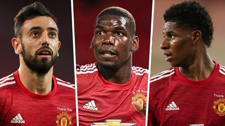 Rashford goes for Bruno & Pogba selects himself as Man Utd stars reveal  their Fantasy Premier League picks   Goal.com