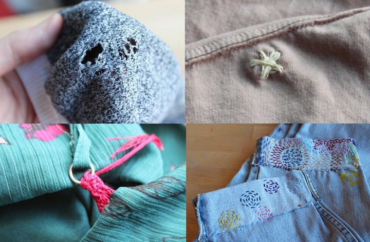 How to Mend Your Clothes: 5 Easy Stitch Fixes for Beginners