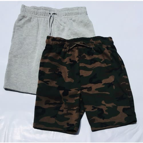 Primark Boys Camouflage And Grey <a class=