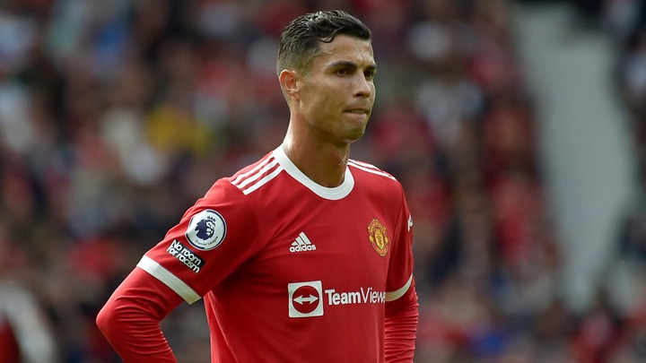 Cristiano Ronaldo: 'Believe Kathryn Mayorga' banner flown over Man Utd  stadium to protest sexual assault allegations | Football News | Sky Sports