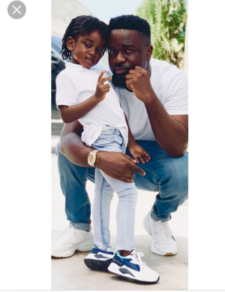 10 times Sarkodie and his daughter, Titi nailed in these photos