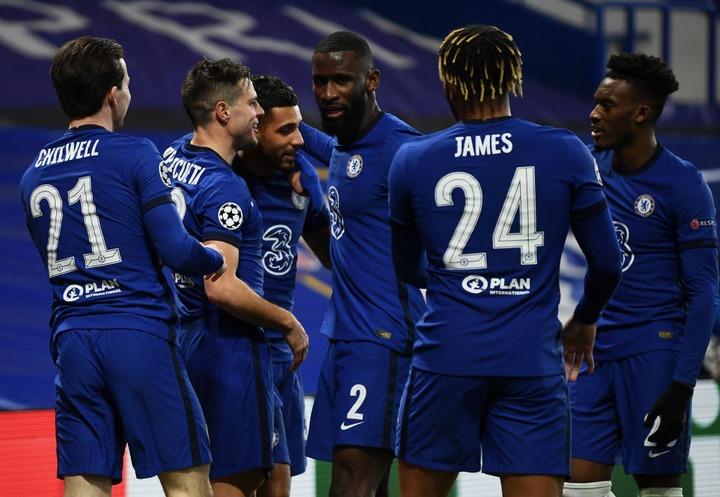 Rudiger reveals one key trait that helped Chelsea against Man City