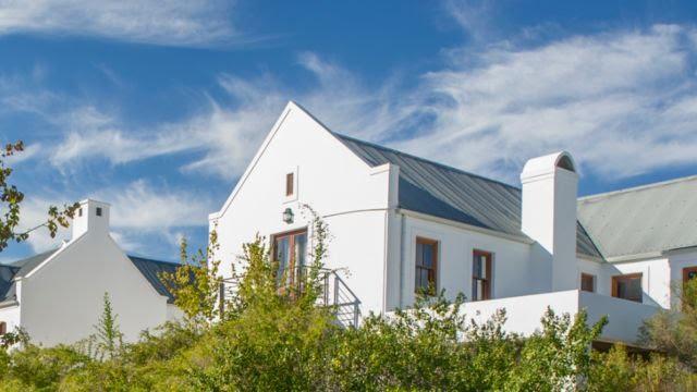 The Van Breda's house in the De Zalze Golf Estate, Stellenbosch, South Africa