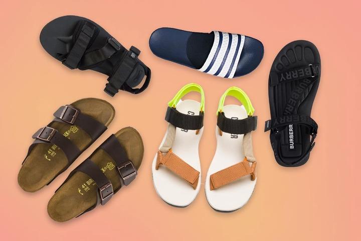 25 Best Sandals, Slides & Flip-Flops For Men [2021 Edition]