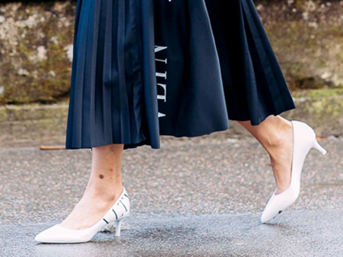 The Best Kitten Heels to Buy This Spring   Who What Wear