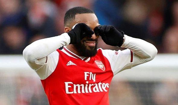 Arsenal star <a class=